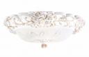 Светильник светодиодный потолочный Venice D40 - 18W 4000K - White and Gold