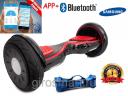 Гироскутер Smart Balance PRO. 6 поколение. Premium. Черно-красный. Bluetooth. C APP.