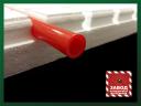 Мат для теплого водяного пола под трубу 16 мм монтажный теплоизоляционный