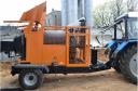 Рециклер асфальтобетона ЕМ-3200-01 (Приготовление литого асфальта)