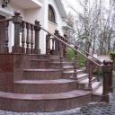 Гранитная лестница вариант 3