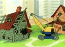 Снос дачных домиков под ноль