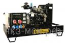 Автономная дизель-генераторная установка АДГУ-23П-О открытая
