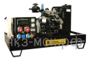 Автономная дизель-генераторная установка АДГУ-82П-О открытая
