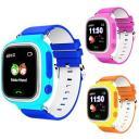 Умные детские часы с GPS Q80 Smart Baby Watch Розовый