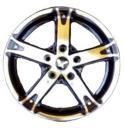 Автомобильные диски 6.5x15 5x100 67.1 ET36 Aitl 5161 B/M