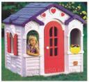 Домик для детей из пластика