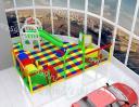 Игровая детская комната. Уголок