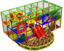Детский игровой лабиринт «Мир развлечений» со скидкой 50 тыс. руб!