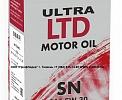 Honda SAE 5W-30 Ultra LTD ILSAC GF-5 API SN Хонда синтетика Железная канистра (банка) 4л