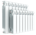 Радиаторы биметаллические Rifar Monolit 350