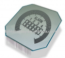 7-сегментная lcd ЖК-панель