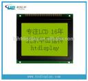 Графический ЖК дисплей 128X64 с желто-зеленым фоном