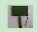 HG1286488G-VA STN серый трансфлективный пассивный ЖК дислей