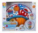 Игрушка для ванны ALEX Морской баскетбол
