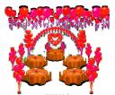 Свадебное оформление шарами пакет 2