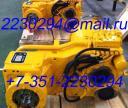 4WG-180 ГМП (коробка передач) погрузчик В-140