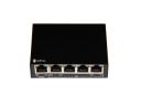 Поддержка PoE IEEE 802.3af Мощность PoE на порт до 15,4 Вт