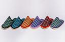Тапочки детские без задника (3 04) Размеры 15-20,5