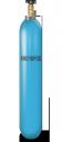 Баллон кислородный емкостью 40 литров ГОСТ 949-73