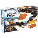 Visor HD (Антибликовый и противотуманный козырек в автомобиль прищепка + зажим)