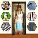 Дверные антимоскитные сетки на магнитах Home King
