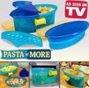 Контейнер для приготовления макарон в микроволновой печи Pasta n More (Паста Н Морэ)