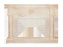 Портал Piacenza WP2513, белёный дуб