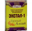 Экстал-1 Горный Алтай (Иммунномодулирующий)