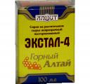 Экстал-4 Горный Алтай (Общеукрепляющий), 100мл