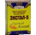 Экстал-5 Горный Алтай (Мастопатийный), 100мл.