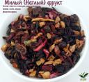 Чай ароматизированный, на основе каркадэ, оптом со склада в Москве