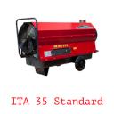 Тепловая пушка непрямого нагрева на жидком топливе ITA 35 Standard