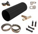 КЗС ПЭ (комплект заделки стыков для труб ППУ в полиэтиленовой оболочке)