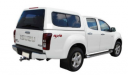 Кунг LUPOTOPS на Toyota HILUX VIGO (2008-2015), High Roof Sliding window