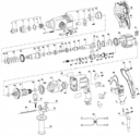 Якорь для перфоратора Defort DRH-620N-K