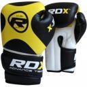 Детские боксерские перчатки RDX yellow/blue