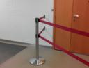 Имидж-стойка Barrier Belt 11 Серия Standard.длина ленты до 3,65 метра