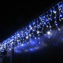 Светодиодная бахрома 3*0,5м бело-синяя