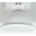 Светодиодная лампа Ecola MR16 GU5.3 5.4W 6000K 6K 48x50 матовое стекло (Композит)Premium (M2UD54ELB)