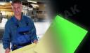 Фотолюминесцентный пластик KL-BC, 1000x1200 мм