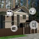Система контроля и управления доступом (для частных домов и офисов)
