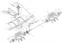 Болт с шестигранной головкой подметальной машины Tielbuerger TK17 (рис.9)