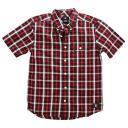Рубашка в клетку детская DC Atura 4 Ss Boy Black