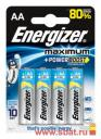 Э/п Energizer Maximum POWER BOOST LR6/316 BL4