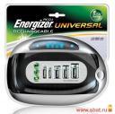 З/у Energizer R03/R6x1/4 индикатор, мпроц/откл.Universal Charger EU w/o batt Е300325500