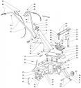 Подшипник культиватора Mountfield MANOR 360 G (рис.36)