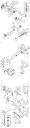 Топливный бак триммера Hitachi CG22EAS (рис. 127)