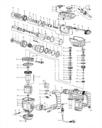 Колесо зубчатое для перфоратора Defort DRH-1500N-K