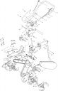 Трос сцепления культиватора Elitech КБ 492К (рис. 4)